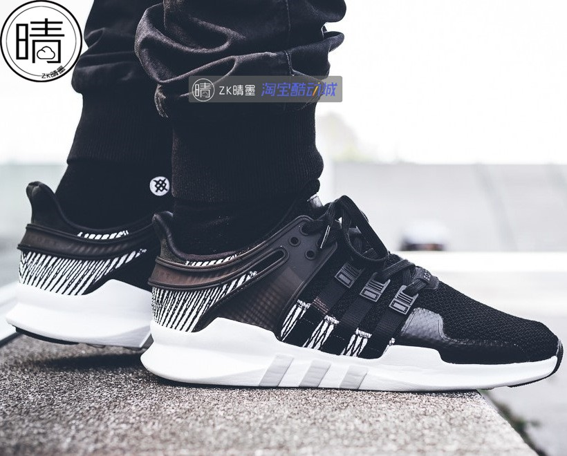 new style 4c5d8 c5329 ZK clear ink] adidas clover EQT SUPPORT ADV BY9585 BY9587 ...
