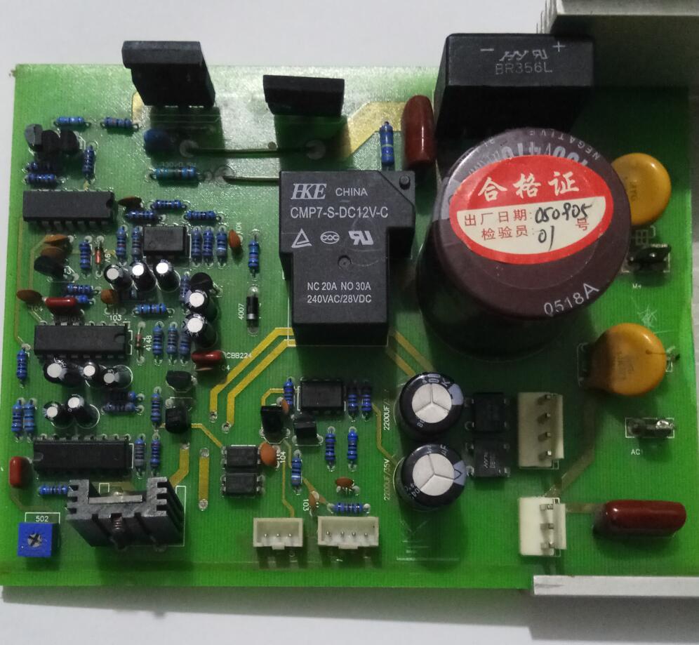 USD 3.93] Good home treadmill motherboard control board PC board PCB ...