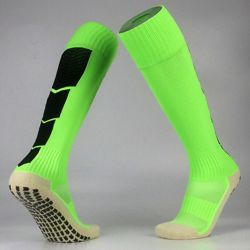 FLUORESCENT GREEN LONG TUBE AND KNEE