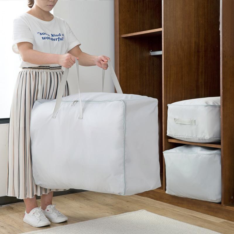 整理家牛津布衣柜袋可棉被衣服收纳袋被子装水洗的袋子棉絮居家袋