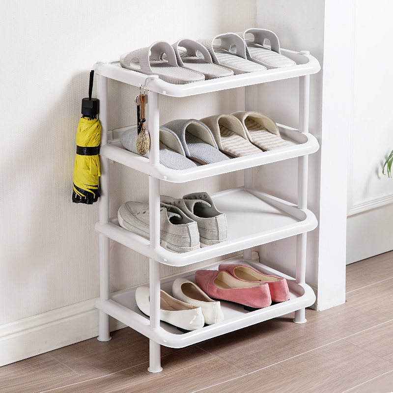 Home Multi Layer Assembly Shoe Rack Simple Shoes Storage Rack Home Living  Room Shoe Cabinet