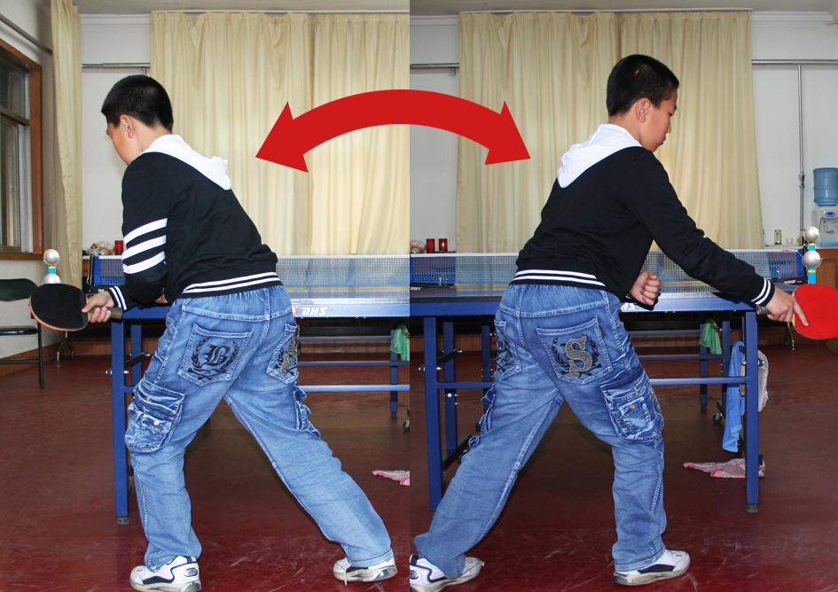 桌球 乒乓 擊球 動作 訓練 練習 練球
