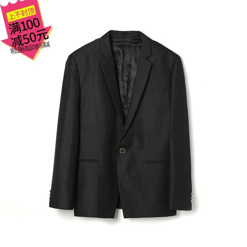男装西装GDNGDN88FF00570057商务高端新品绅士衬肤显白秋装外套