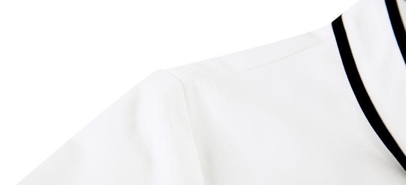 秋水伊人2018夏新品女装气质淑女蝴蝶结系带喇叭袖上衣雪纺衫 71