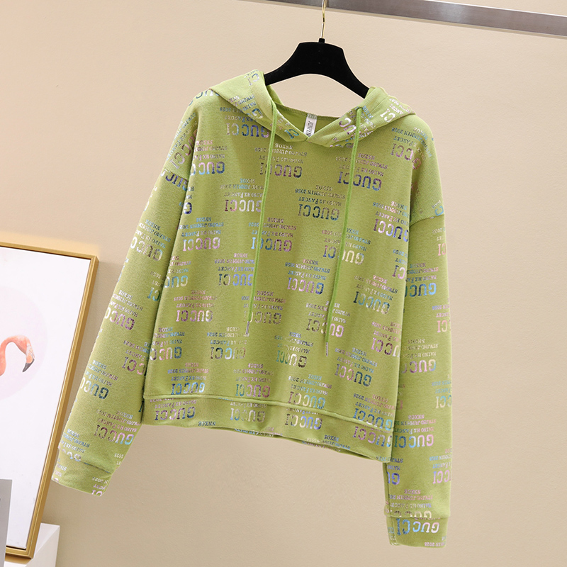 Ms. Wei Yi thin hooded ins long-sleeved 2020 new Korean version of loose spring and autumn early autumn jacket tide 46 Online shopping Bangladesh