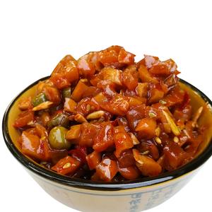 甜酱黑菜 – 北京-房山区特产