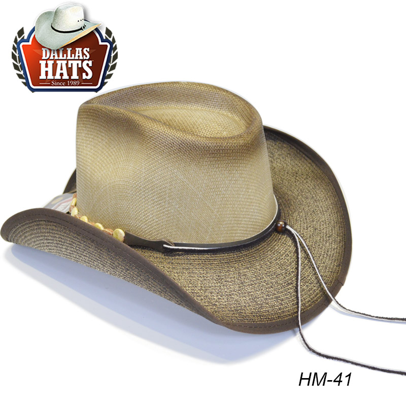 d3b3e4de3 United States imported Dallas Western cowboy hat Western-style South  American style fashion equestrian hat riding hat men and women models