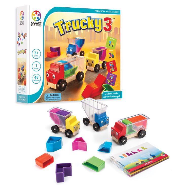 Детская настольная игра Большой J малый D рекомендую умные игры Банни бу Красная Шапочка логическое мышление ребенка Таблица