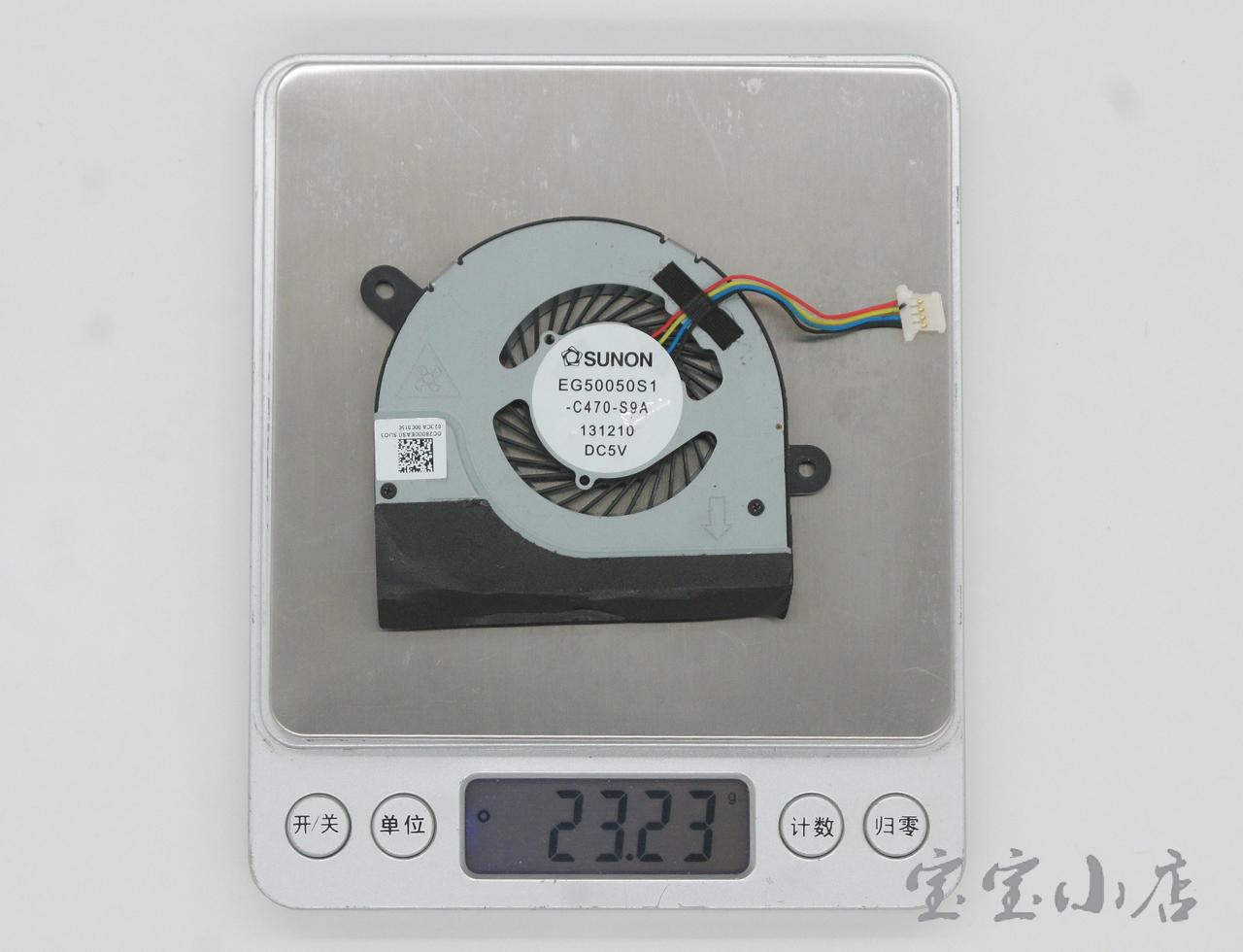 新到货180pcs 惠普HP pavilion 11-N X360 310 G1 Cooling fan 755729-001 EG50050S1-C470-S9A 散热风扇