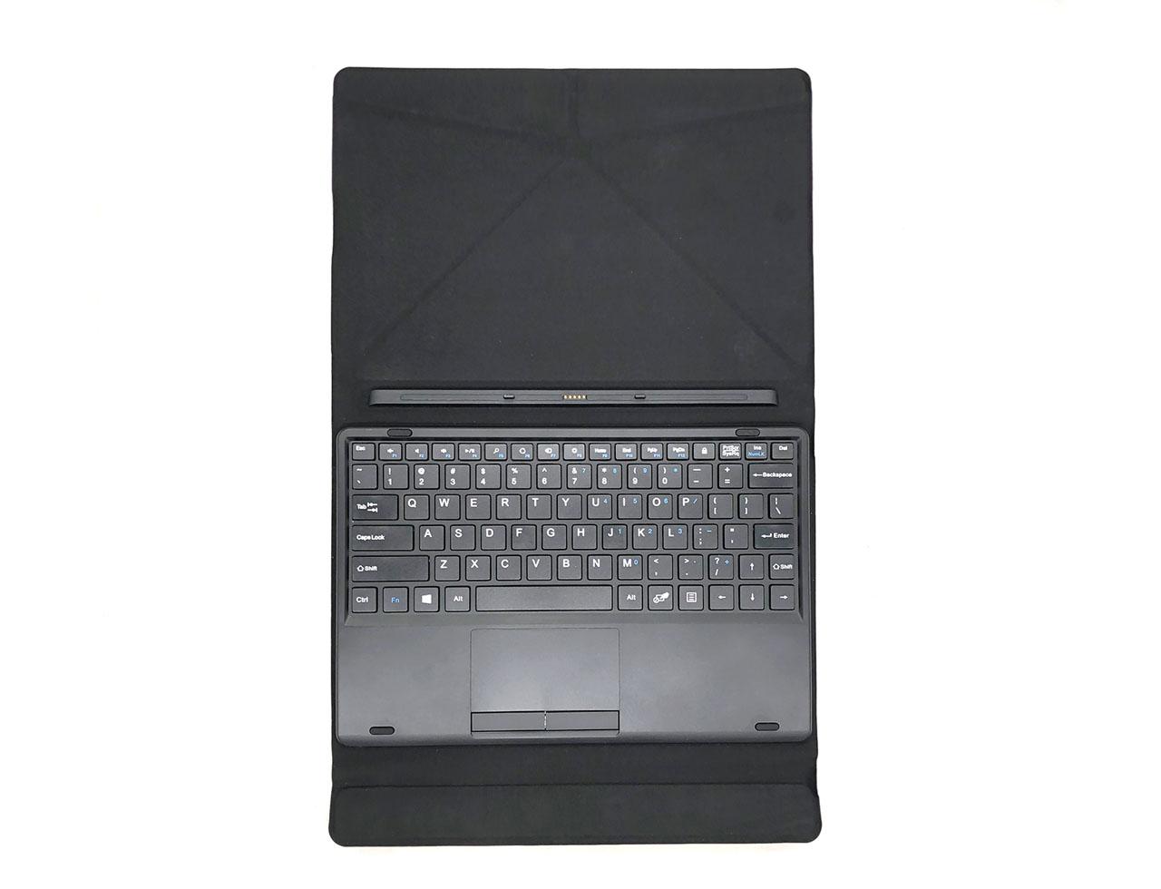 新到货微星MSI S100台电Teclast t30 t11 x1 pro 4g 10.1寸 磁吸键盘皮套保护套通用昂达obook 中柏4S PRO Tablet magnetic keyboard