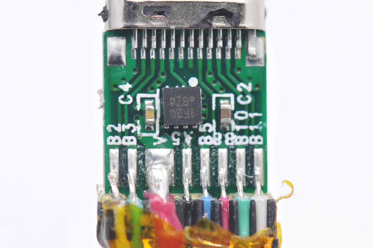 全新Thunderbolt™3 雷电3 雷雳3 被动式雷电线DELL戴尔1.8米双头Type-C USB-C 3.2  GEN1 (Gen1/10G)EMARK 100瓦 5A 4K 20Gbps PD快充SSD硬盘传输线