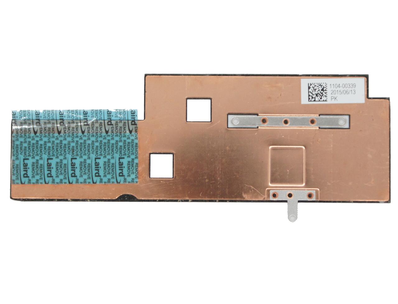 1104-00336 联想LENOVO FLEX 3-1120 80LX SERIES散热模组 铜片 散热器