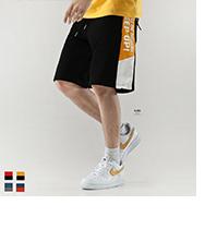 BJHG mùa hè Hàn Quốc phiên bản của màu rắn mịn và lỏng giản dị cà rốt quần triều nam thanh niên Harlan chín quần thể thao chùm quần