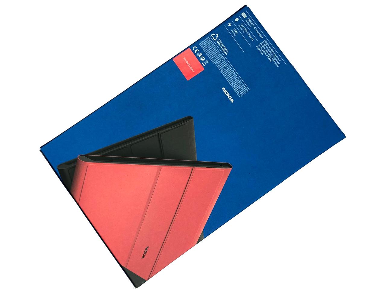 诺基亚lumia 2520 原配键盘开箱 该如何展现你的美……