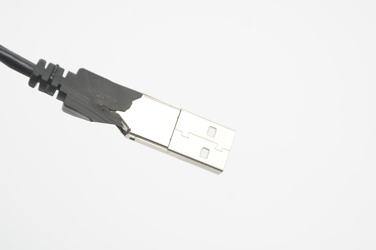 松下V8安卓USB2.0数据线 拆解480M/S快充线蓝牙键盘耳机音响手机通用 Panasonic DC charger Micro USB Cable