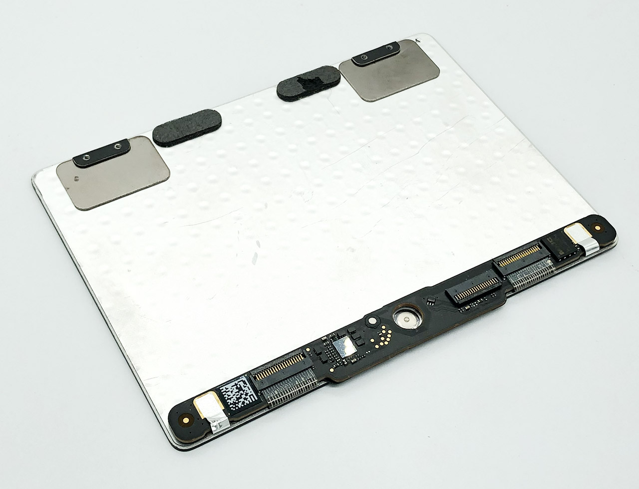 苹果Apple Macbook retina A1502触摸板触控板视频拆解教程2013年~2014年 EMC 2678 EMC 2875 Touchpad