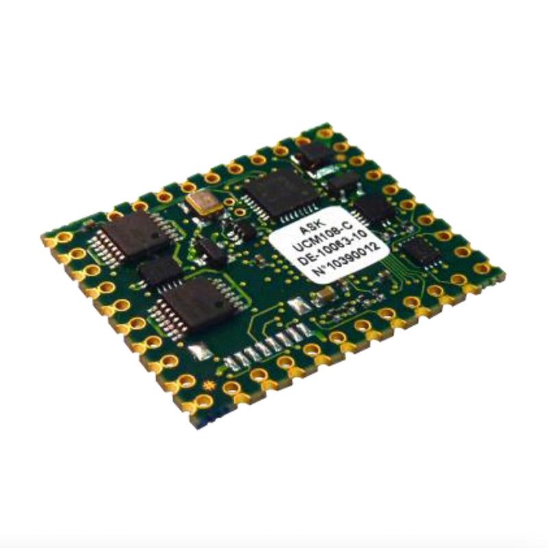Atmel AT91SAM7SE256-CU 通用非接触式模块Microchip ask-ucm108 Universal Contactless Module IC MCU ARM7 256KB FLASH LFBGA