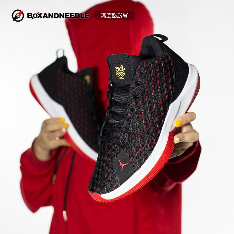 指南针 AIR JORDAN CP3 XII PF 保罗12篮球鞋 CJ4275-600-006-010