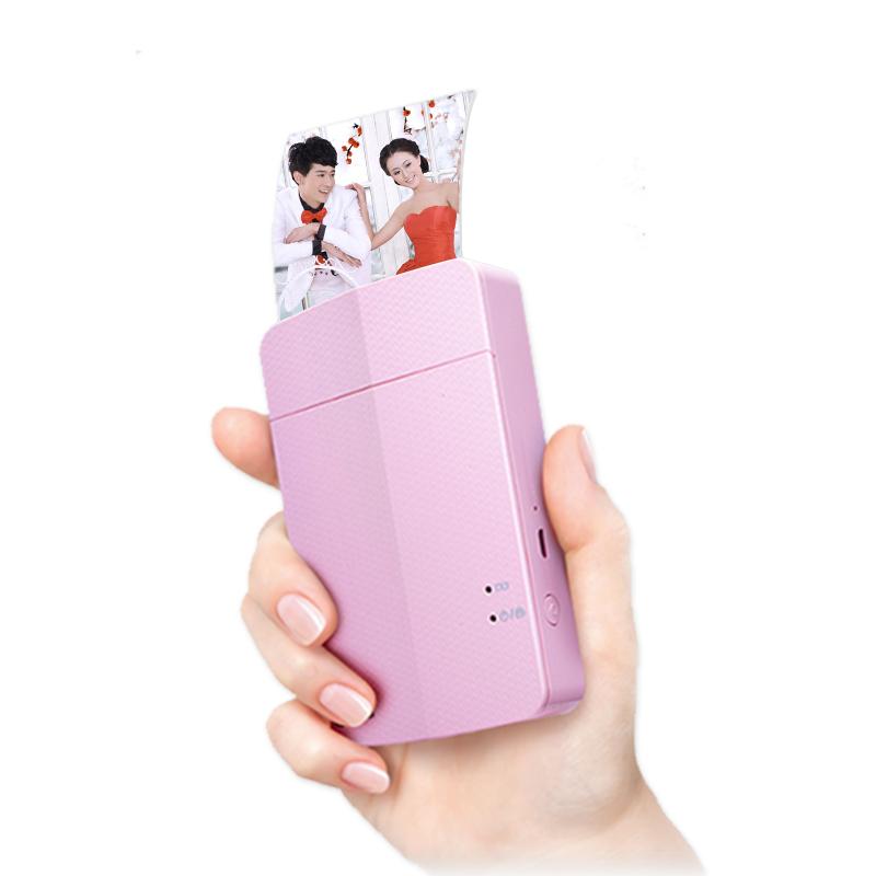 LG PD251手機照片打印機家用學生小型迷你口袋無線wifi直連便攜式圖片相片沖印機趣拍得