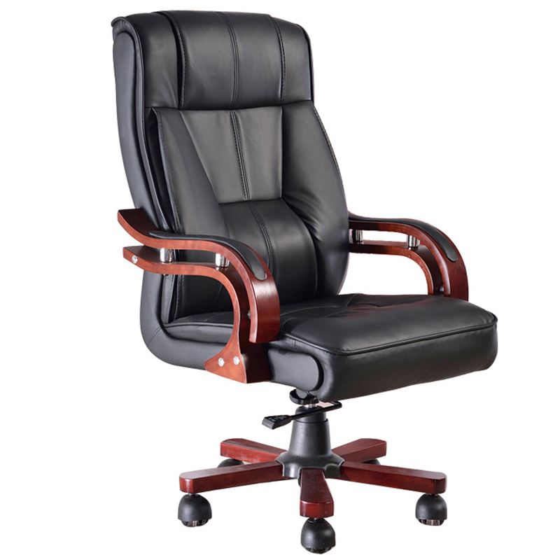 Computer Chair Office Chair Fashion Lift Swivel Chair Boss Chair Leather  Chair Conference Staff Chair Specials Executive Chair