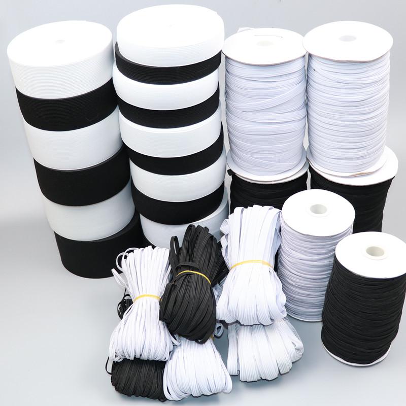 Подлинный 0.3CM хорошо узкий тонкий эластичность резинки веревка мягкий ластик мышца ластик группа толстая устойчивая использование шить DIY монтаж