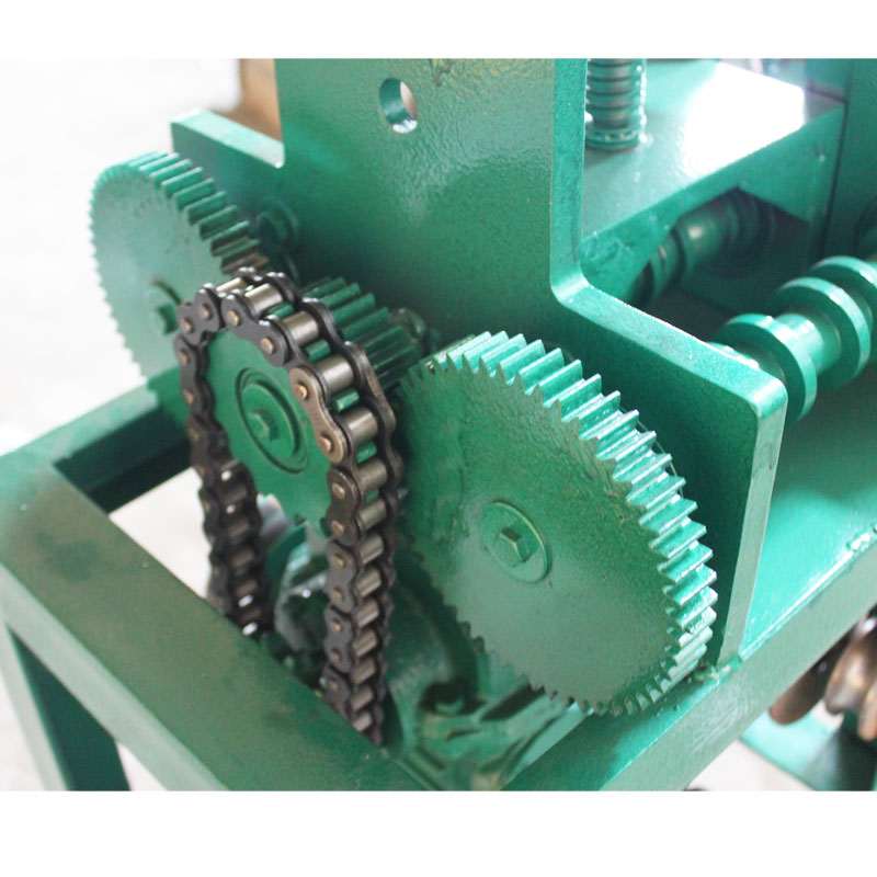 Vertical electric pipe Bender heavy duty pipe Bender greenhouse round pipe  square pipe stainless steel pipe Engineering adjustable bending machine
