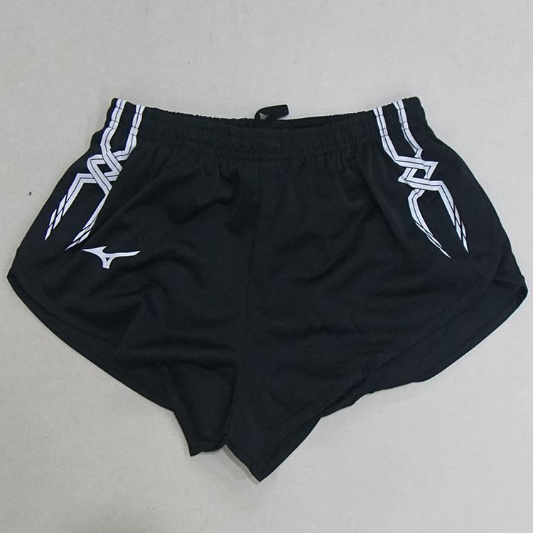 mizuno running shorts