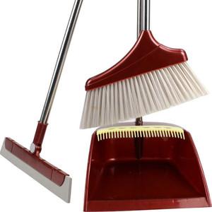 全新扫把簸箕套装组合家用软毛笤帚刮水器地刮卫生间扫地单个扫帚