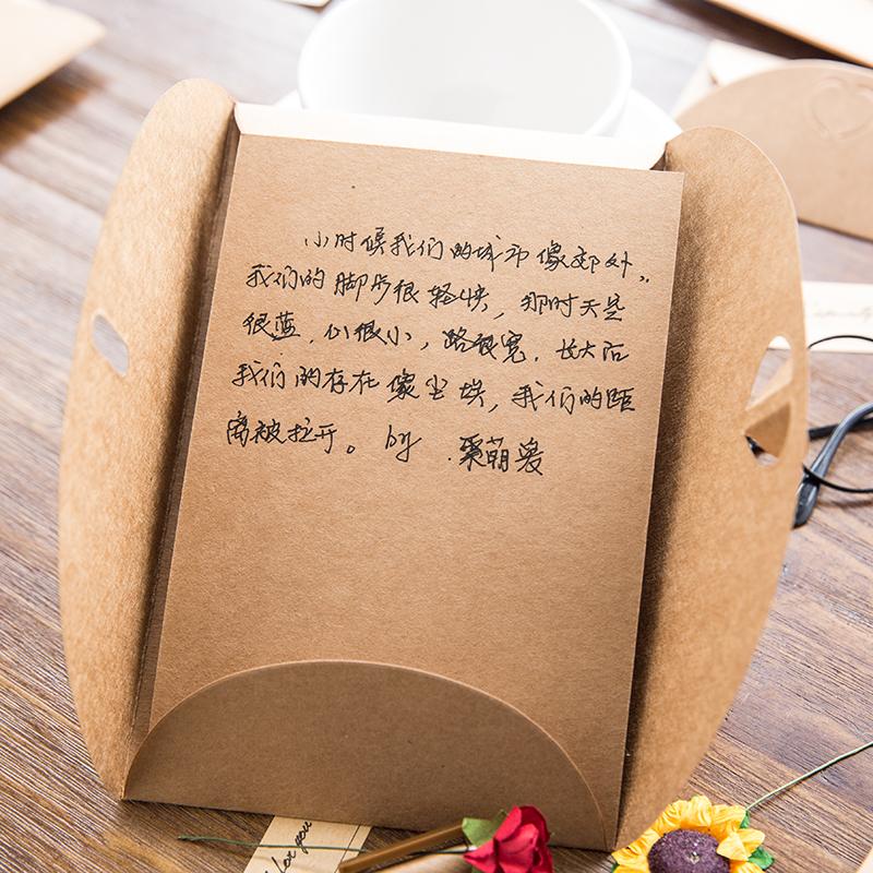 Usd 420 korean creative birthday small card high grade small greeting card m4hsunfo