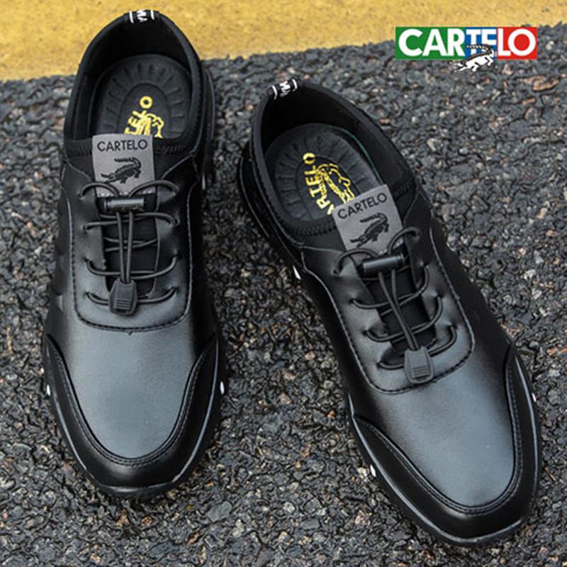 卡帝樂鱷魚男士潮流休閑運動鞋
