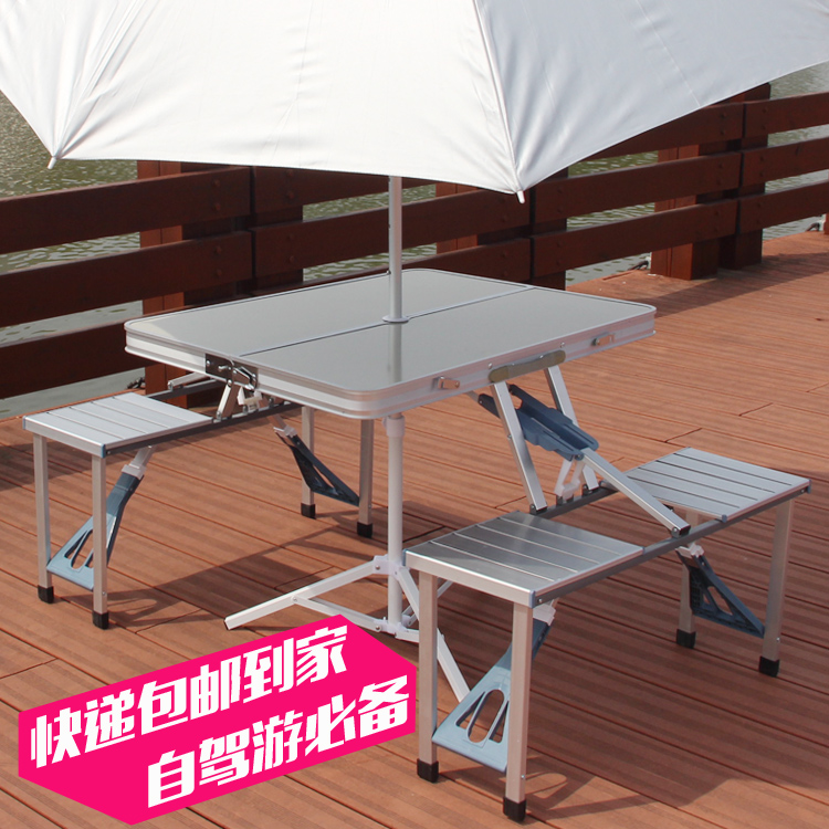 Usd extra thick aluminum alloy folding tables and for 52 folding table