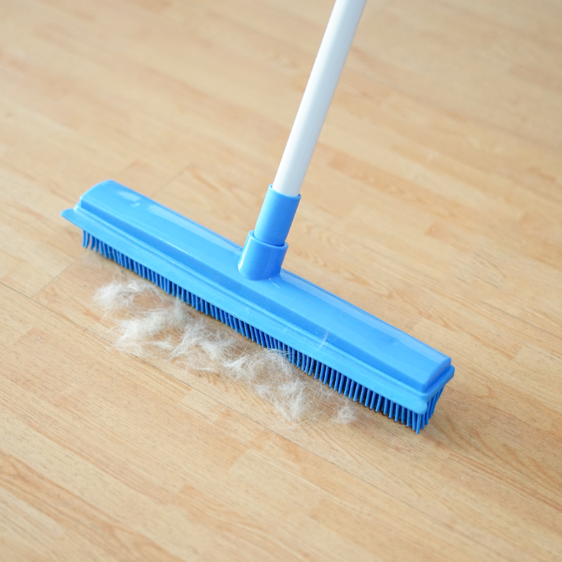 Pet Hair Removal Mop Device Sticky Cat Dog Cleaning Cleaner Artifact