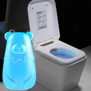 潔廁靈馬桶清潔劑藍泡泡強力除垢去異味