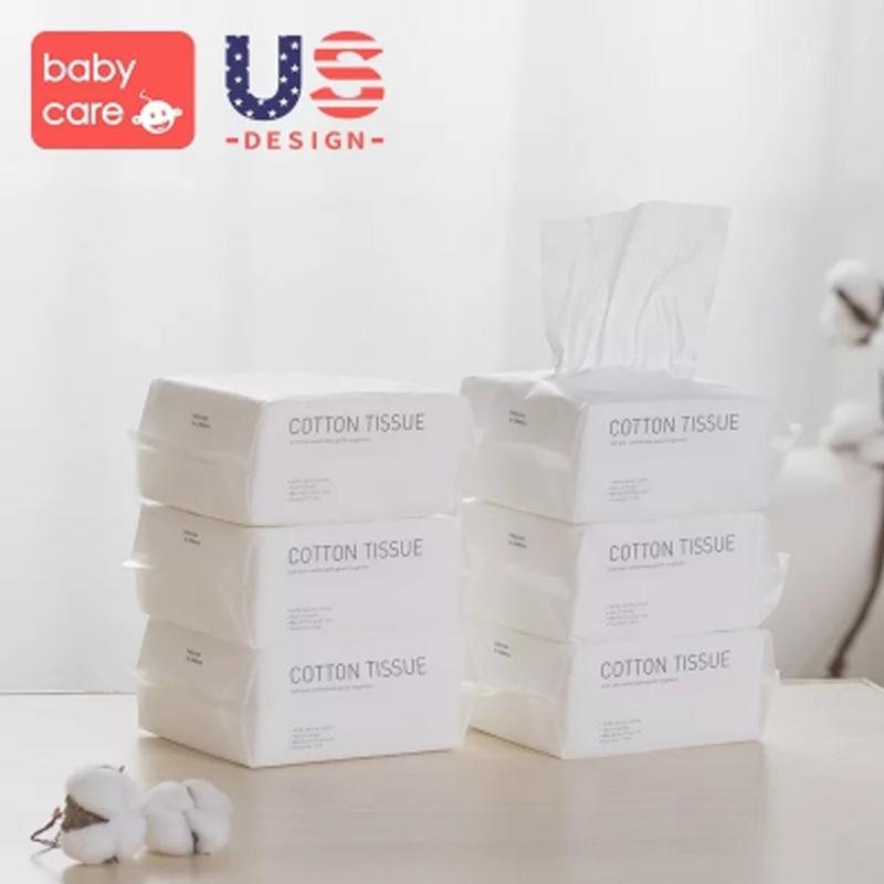【babycare】棉柔巾干湿两用6包