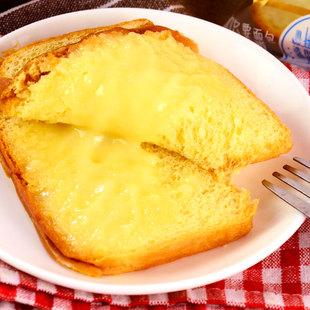 小夫黄油切片吐司面包整箱350g