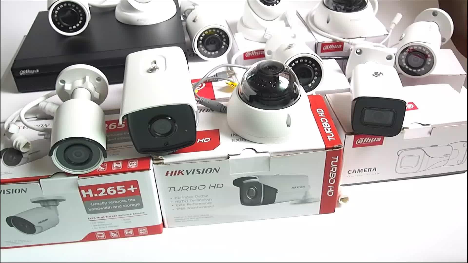 の Hikvision H.265 8CH フル Hd 4MP ターボ HD DVR サポート HDTVI/HDCVI/AHD/CVBS 入力 DS-7208HQHI-K1