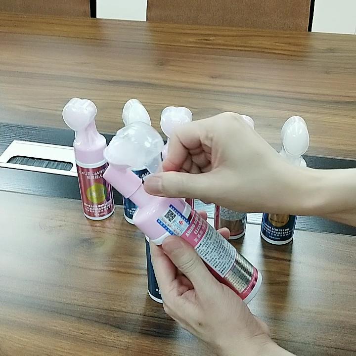 150 ml 5 oz Fl Aminozuur Schuimende Gezicht Wassen Private Label Gezichtsreiniger Voor Mannen Vrouwen