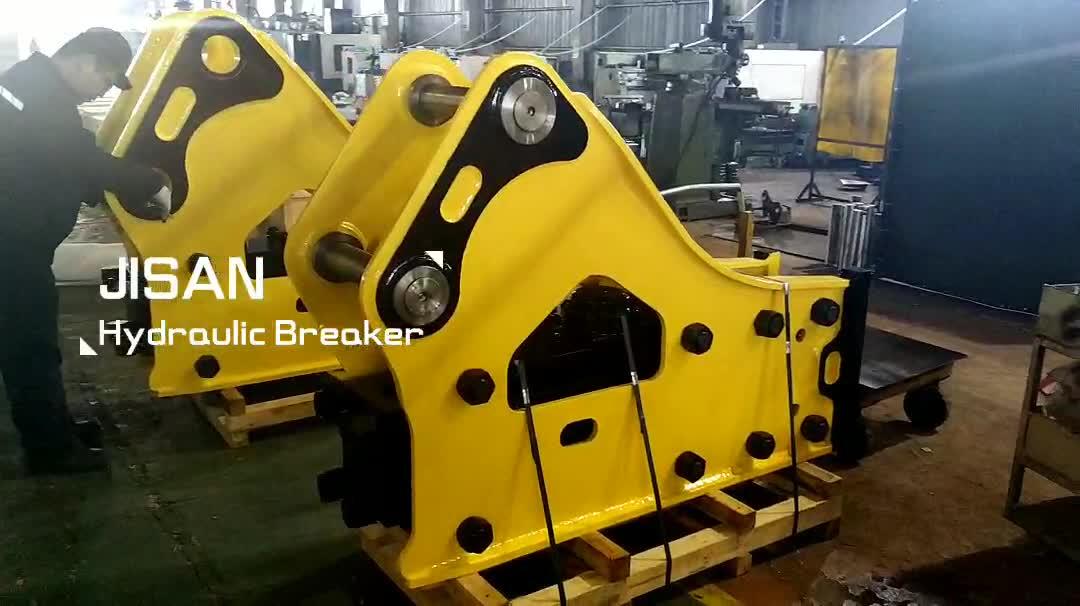 hydraulic breaker high frequency JSB4500S suits for 36-45 ton