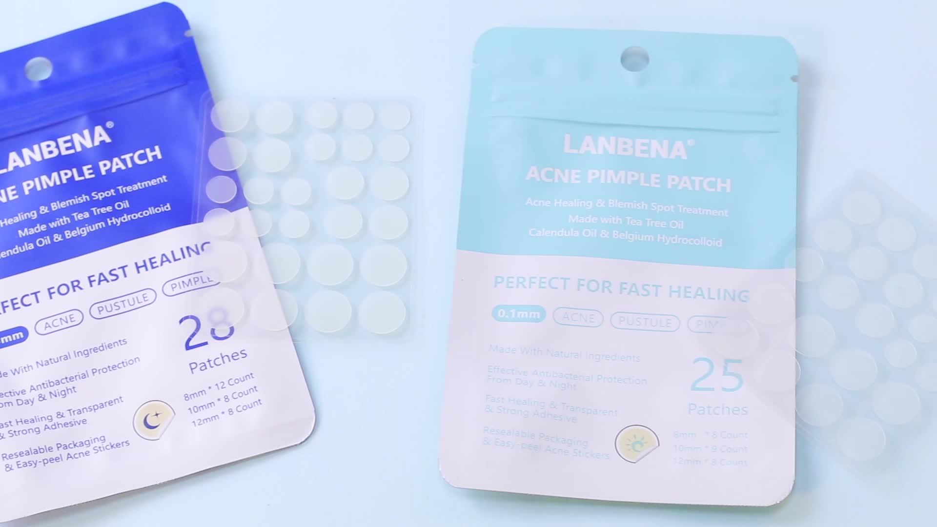 Hidrocolóide BREYLEE 2019 Nova Cuidados Com A Pele Tratamento de Remoção de Acne TeaTree Extrato Mestre Pimple Acne Gesso Patch