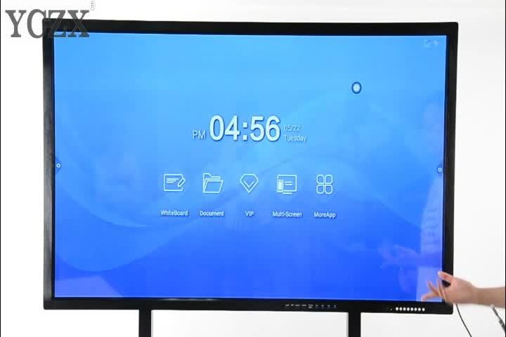 """70 """"интерактивный сенсорный экран Мониторы цифровой доски электронная доска для классной комнаты"""