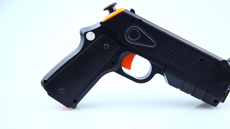 Montaggio Bluetooth 3D AR Pistola del cellulare Gioco di Tiro della Pistola della Pistola di Realtà Aumentata per Smartphone