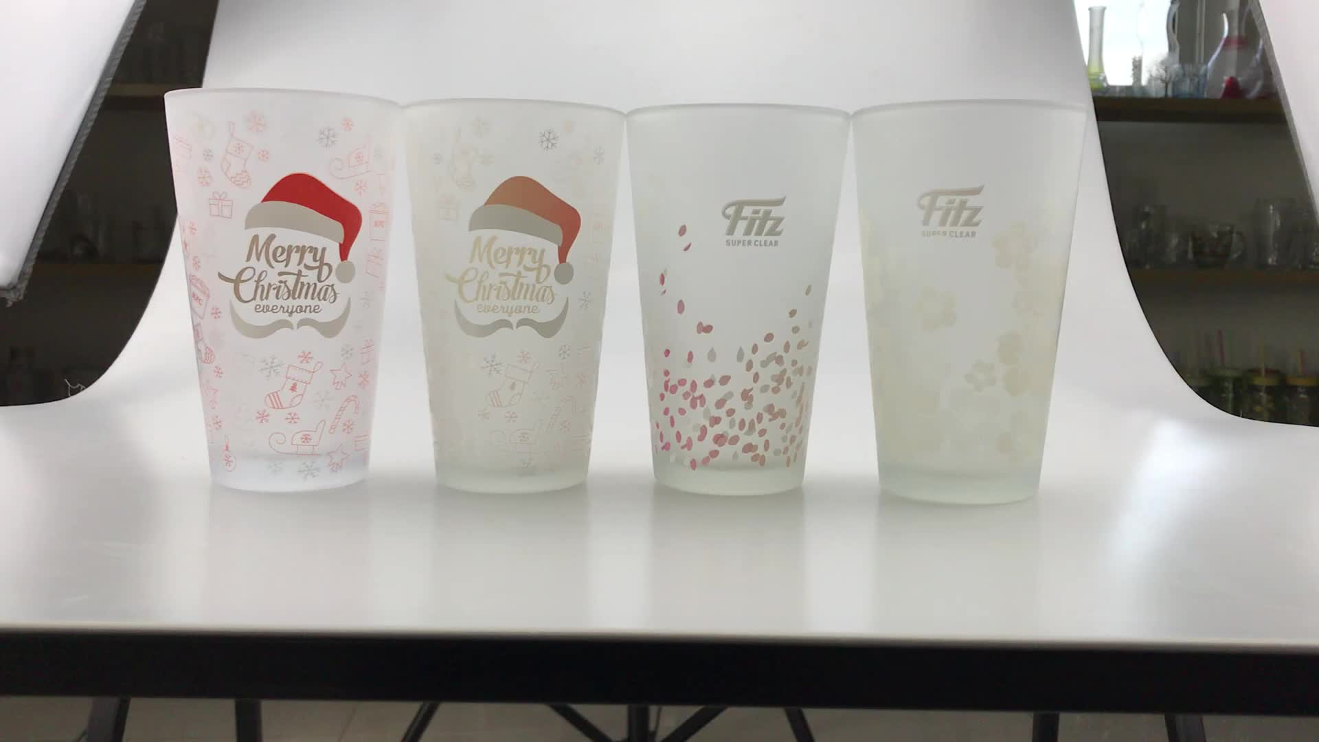 tea water glass cup manufacture beer glass cup