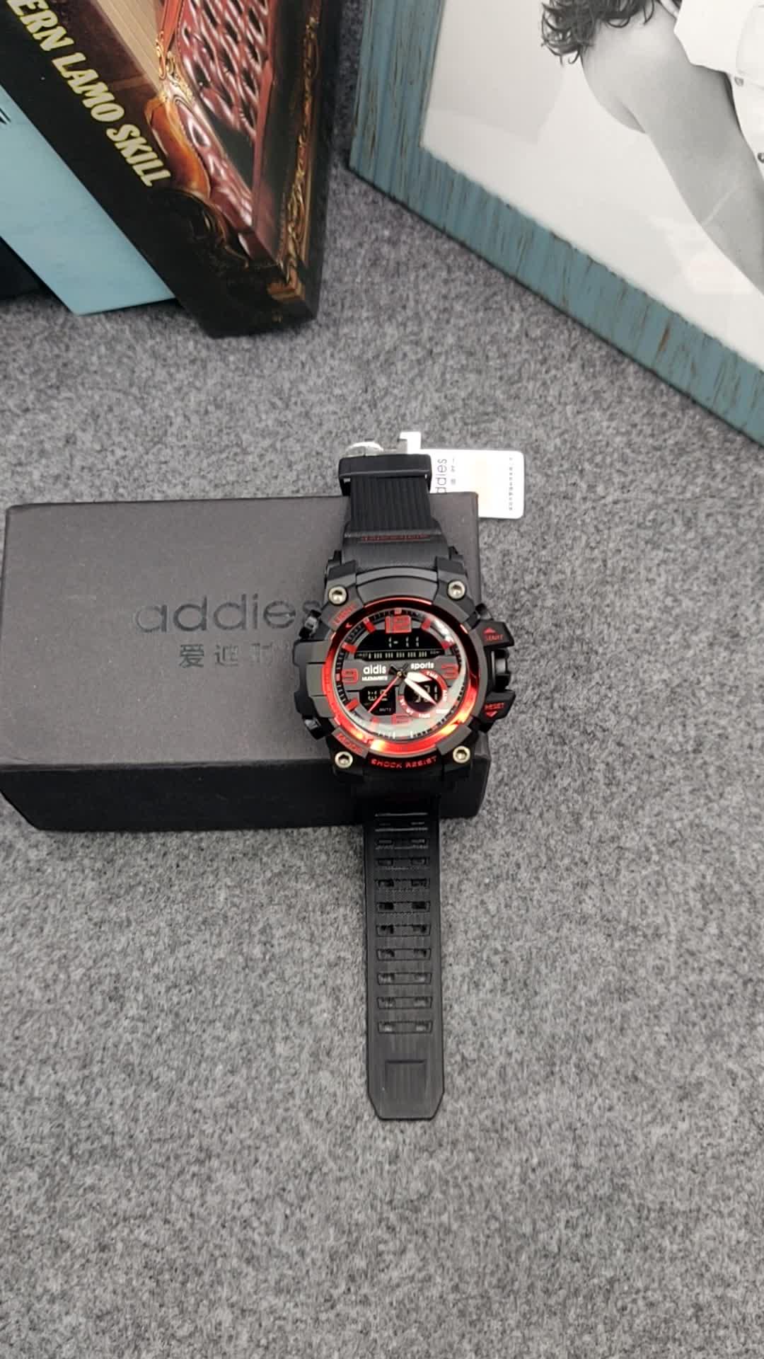 Orologio Digitale Ore di Marca Esterna Impermeabile Stile Sportivo G Shock Orologi Da Uomo Quarzo relojes Militare LED Orologio Da Polso