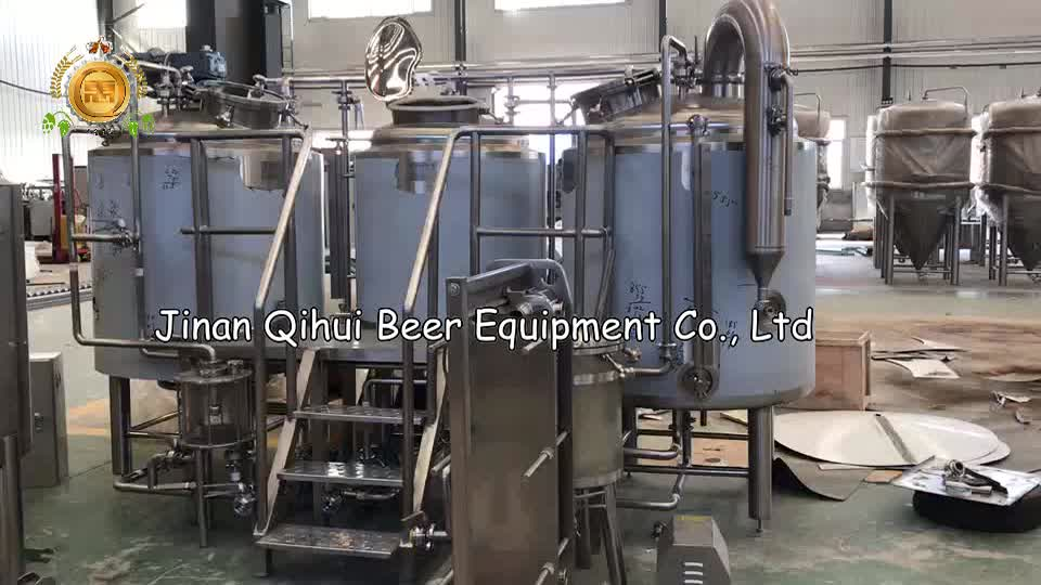 3BBL 7BBL 10BBL micro craft brewery equipment for sale