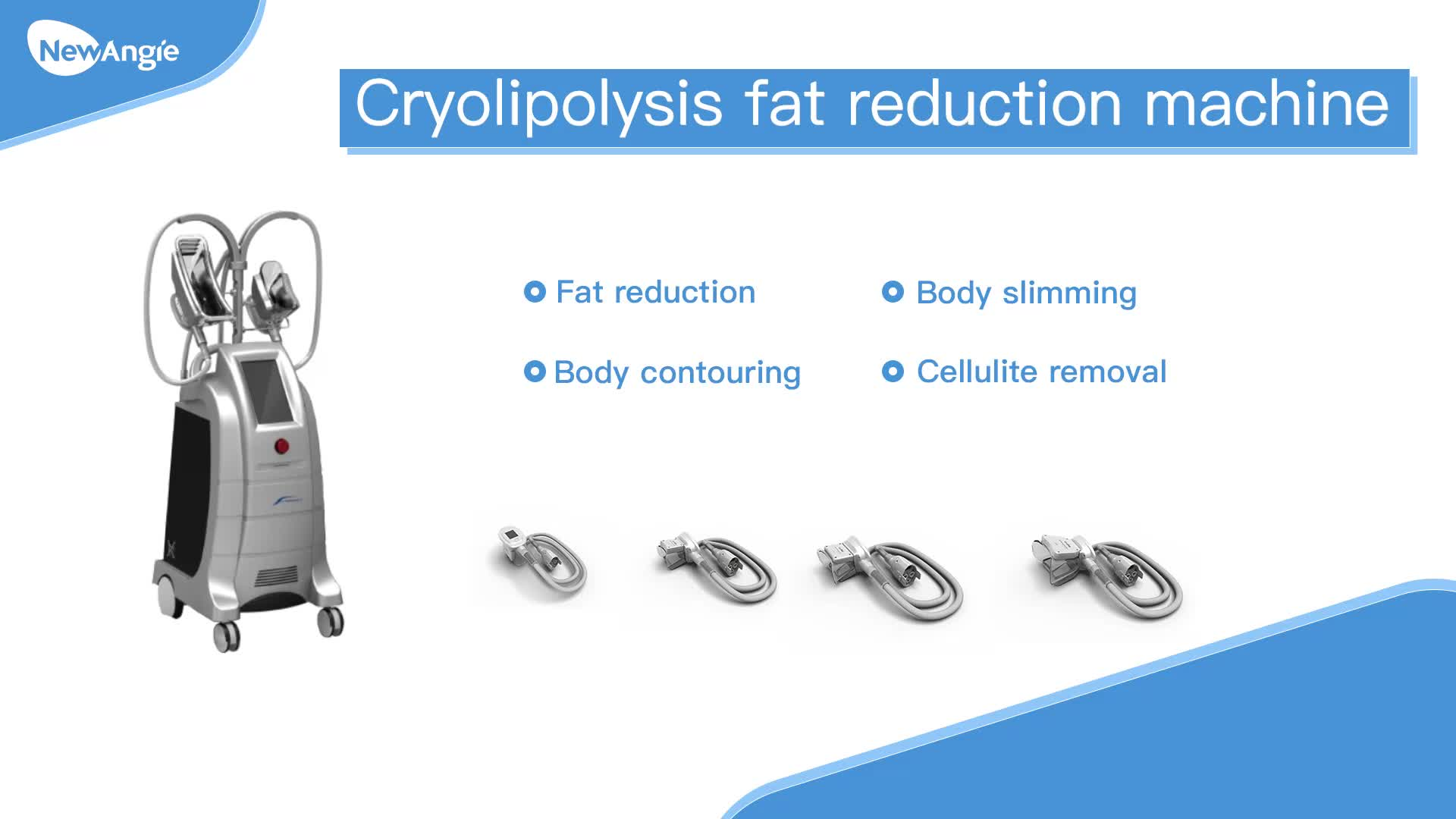 Hot sale professional cryolipolysis fat freeze slimming machine with CE