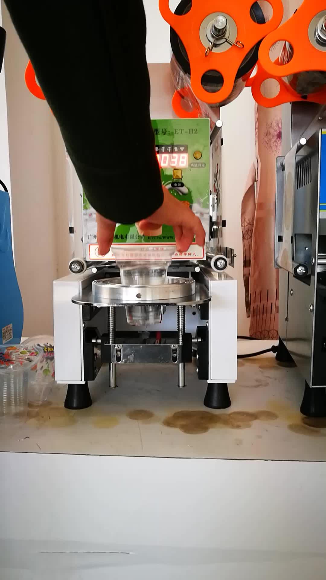 Bubble Tea  Fully Auto Cup Sealer ETON
