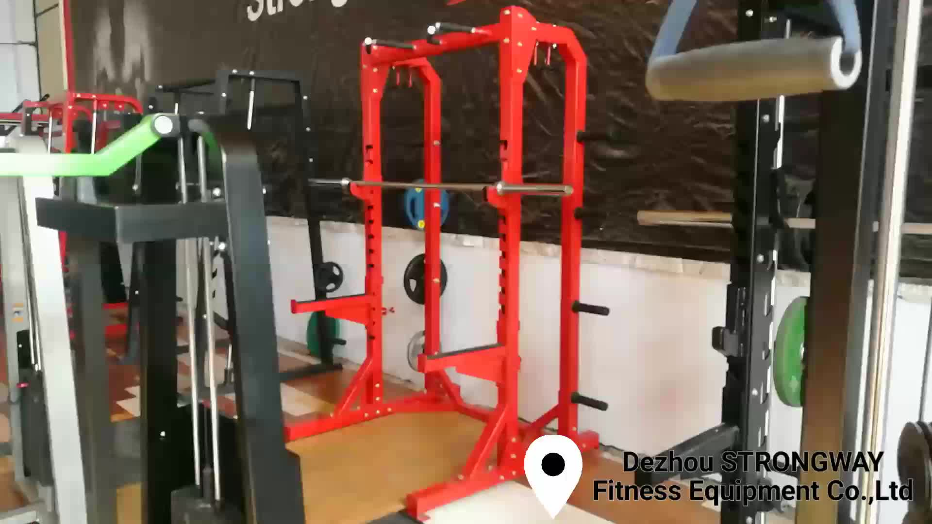 Hot sell Half rack (with lifting Platform)