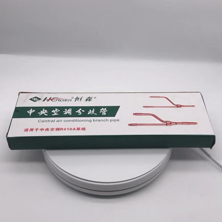 DAIKIN VRV Sistema di Condizionatore D'aria Parti di Accessori Per Tubi di Rame Y Ramo Comune Tubo di Rame