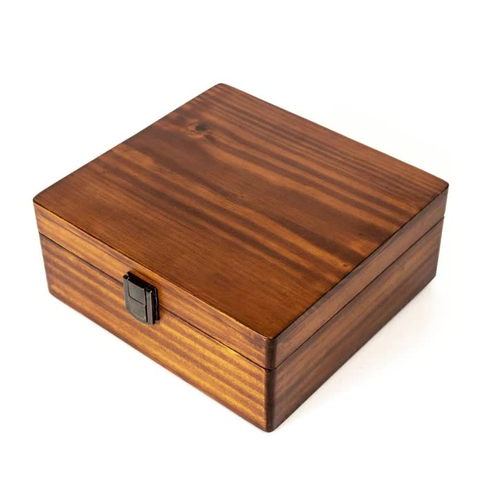 Stash Box Ultimate Rolling Stash Smoking Accessory, Tobacco and Herbal Storage Box A Great Way to Organize Your Smoking Accessor