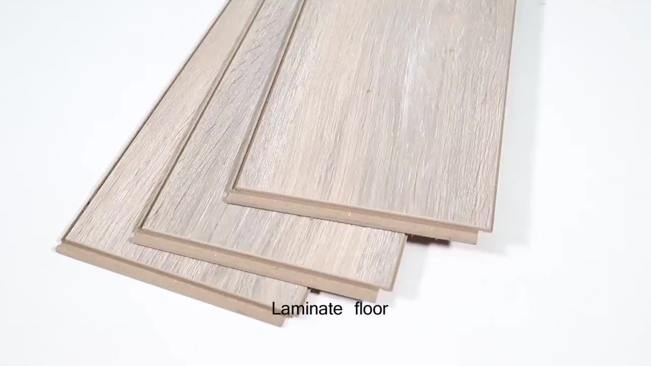 China Factory direct ac3 ac4 hdf 8mm 12mm laminate flooring